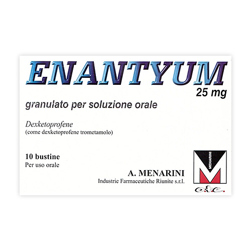 ENANTYUM*10BUST OS GRAT 25MG - Farmawing