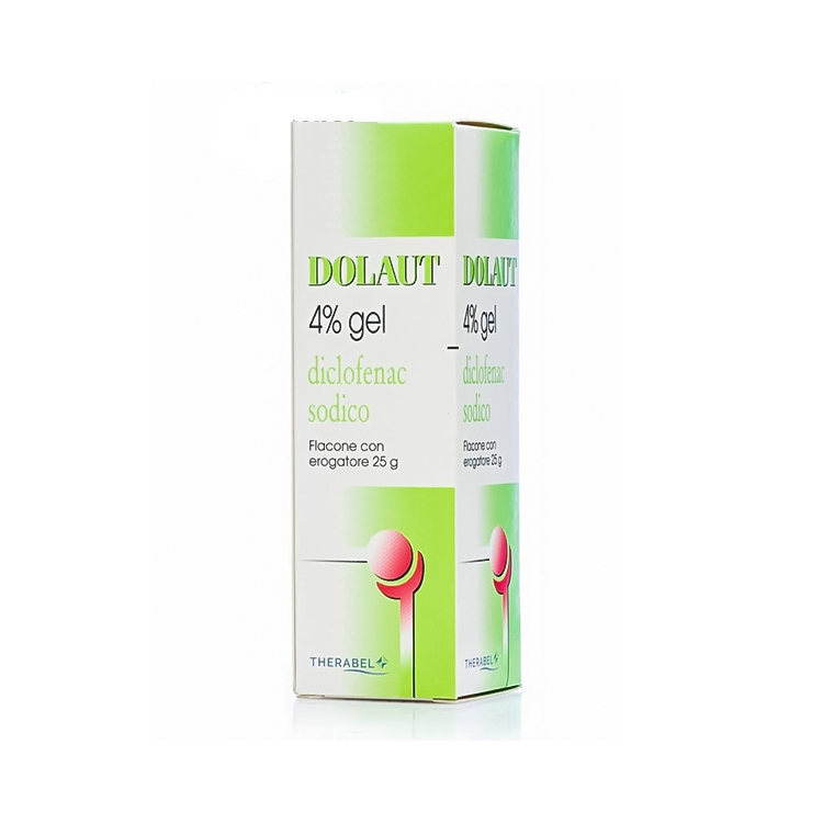 DOLAUT*GEL SPRAY FL 25G 4% - Farmapc.it