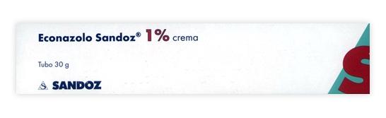 ECONAZOLO SAND*CREMA 30G 1% - Nowfarma.it