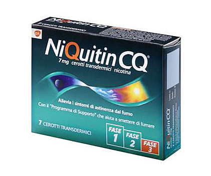 NIQUITIN*7CER TRANSD 7MG/24H - Farmajoy