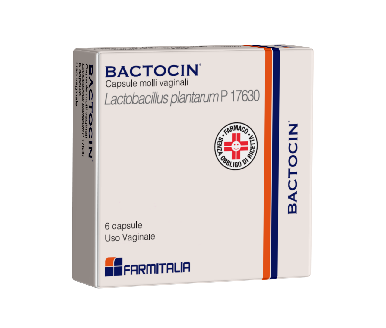 BACTOCIN*6CPS VAG MOLLI 3G - Farmacia della salute 360