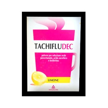 TACHIFLUDEC*10BUST LIMONE - Farmaci.me
