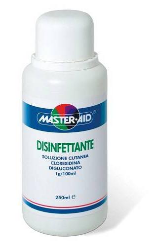 MASTER AID DISINF.*SOLUZ 250ML - Farmastar.it
