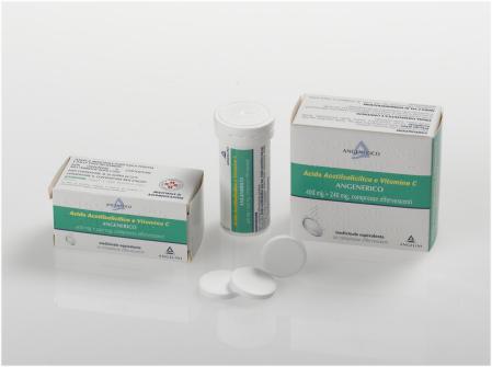 ACIDO ACETILS VIT C ANG*10CPR - Nowfarma.it