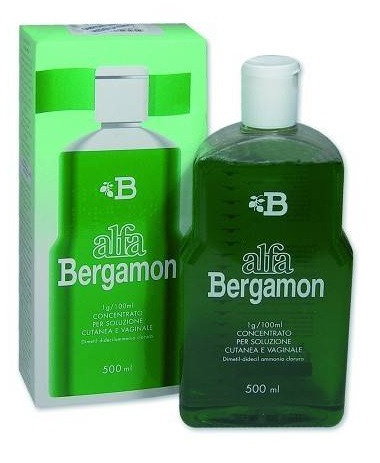 ALFA BERGAMON*SOL CUT VAG500ML - Farmaci.me