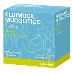 FLUIMUCIL MUCOL*OS 30BUST100MG - Farmaciacarpediem.it