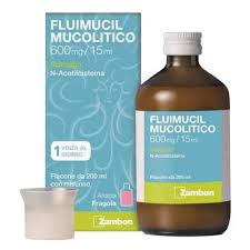 Fluimucil Mucolitico 600mg/ 15ml Sciroppo 200ml - Arcafarma.it