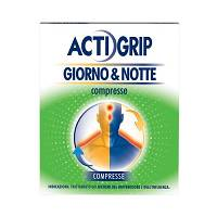 ACTIGRIP GIORNO&NOTTE*12+4CPR - farmaventura.it