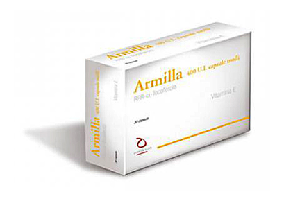 ARMILLA*30CPS MOLLI 400UI - FarmaHub.it