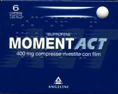 MOMENTACT*6CPR RIV 400MG - Spacefarma.it