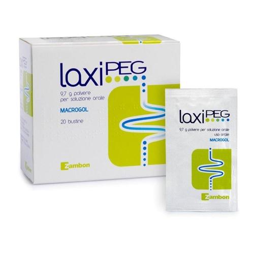 LAXIPEG*OS POLV 20BUST 9,7G - Farmacia 33