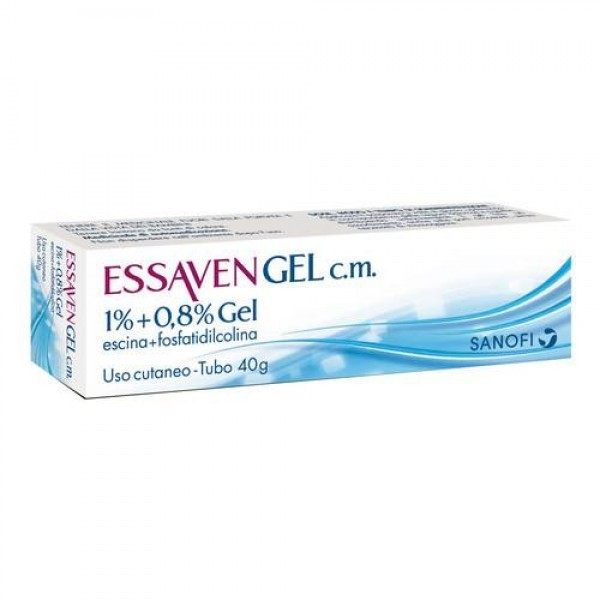 ESSAVEN*GEL 80G 10MG/G+8MG/G - Spacefarma.it