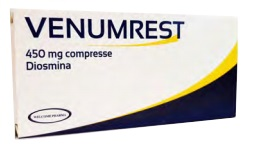 Venumrest 450mg 30 Compresse - Sempredisponibile.it