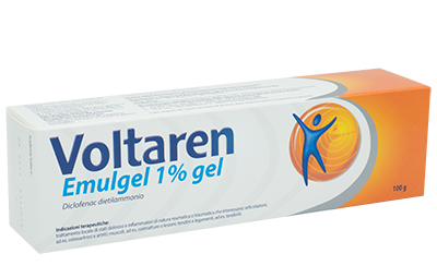 VOLTAREN EMULGEL*GEL 100G 1% - Turbofarma.it
