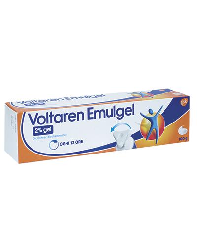 VOLTAREN EMULGEL*GEL 100G 2% - Turbofarma.it