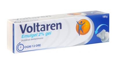 VOLTAREN EMULGEL*GEL 100G 2% - FARMAEMPORIO