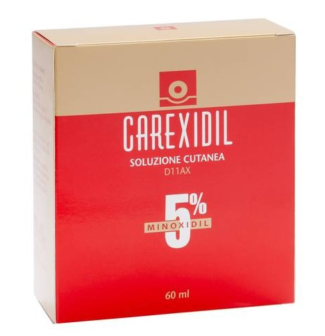 CAREXIDIL*SOLUZ CUT 60ML 5% - Farmacia Bartoli