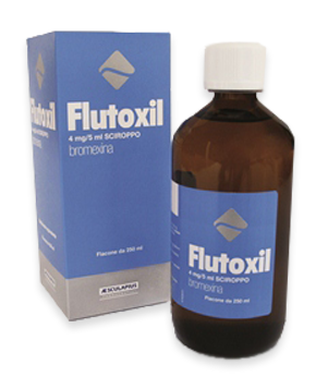 FLUTOXIL*SCIR FL 250ML 4MG/5ML - Farmacia Basso