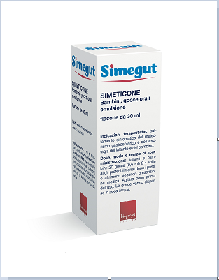 SIMEGUT*OS GTT FL 30ML - Spacefarma.it