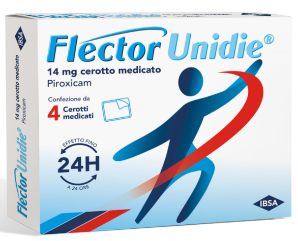 FLECTOR UNIDIE*4CER MED 14MG - Farmabaleno