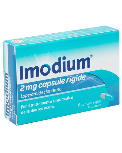 IMODIUM*8CPS 2MG - Farmaci.me