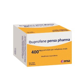 IBUPROFENE PEN*12BUST 400MG - Arcafarma.it