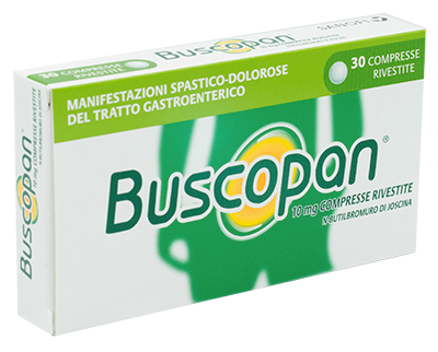 BUSCOPAN*30CPR RIV 10MG - Turbofarma.it
