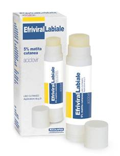 EFRIVIRALLABIALE*MAT CUT 3G 5% - Spacefarma.it