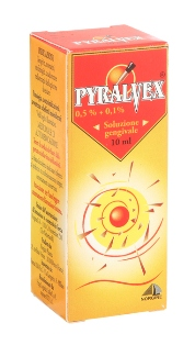 PYRALVEX*FL 10ML 0,5%+0,1% GEN - Spacefarma.it