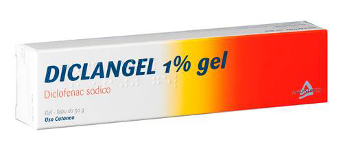 DICLANGEL*GEL 50G 1% - Farmaciacarpediem.it