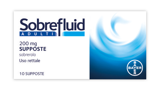 SOBREFLUID*AD 10SUPP 200MG - Nowfarma.it