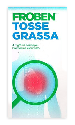 FROBEN TOSSE GRASSA SCIROPPO 250ML - FarmaHub.it