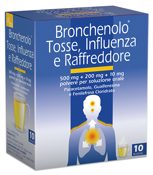 BRONCHENOLO TOSS INFL RAF*10BS - DrStebe