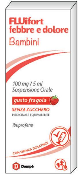 FLUIFORT FEBBRE DOL*BB150ML FR - FARMAPRIME