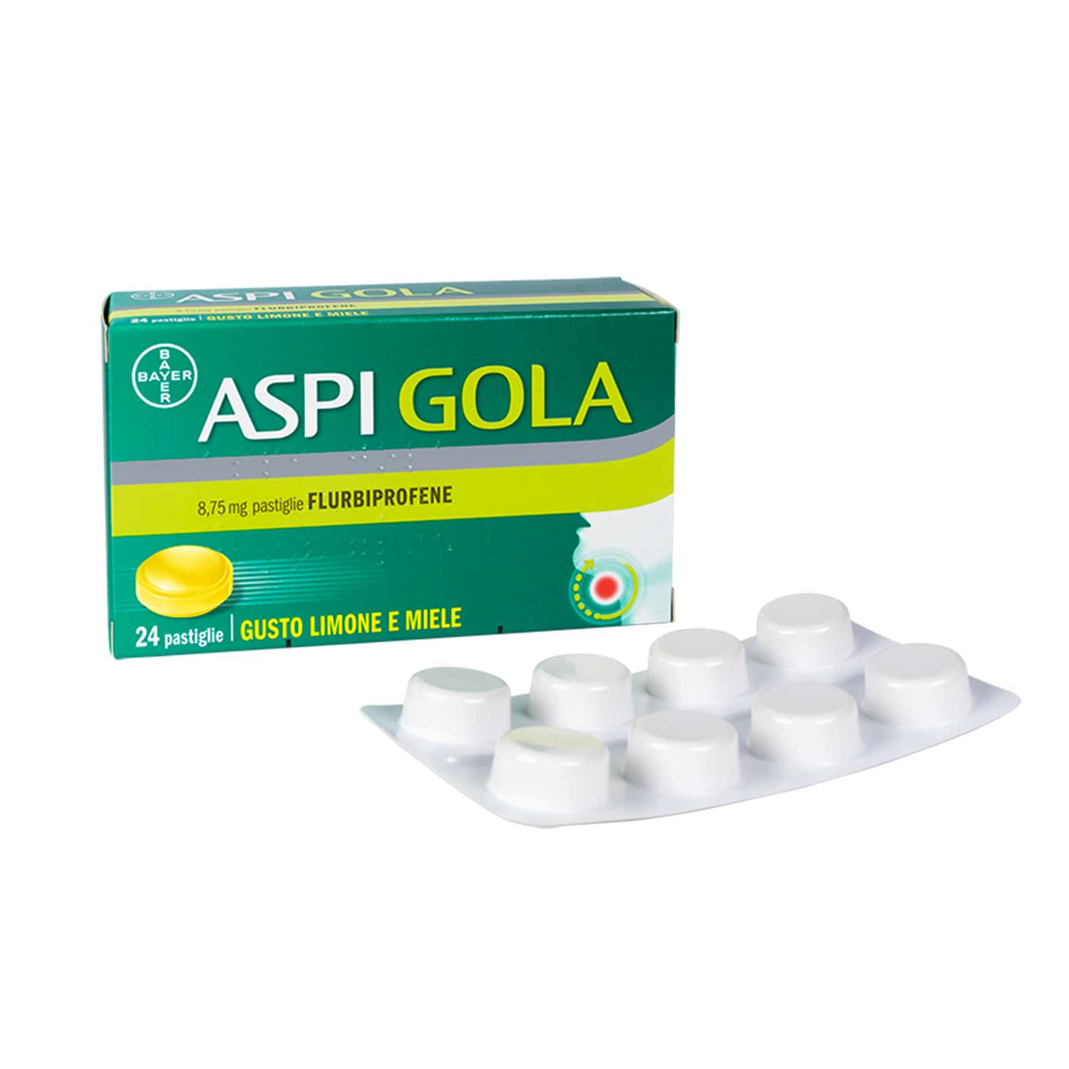 ASPI GOLA*24PASTL LIM MIELE - Farmaciapacini.it