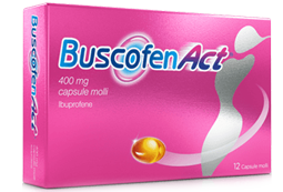 BUSCOFENACT*12CPS 400MG - Spacefarma.it