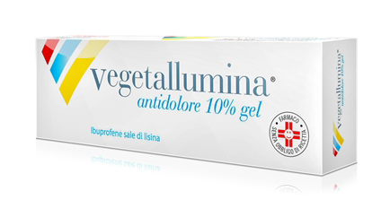 VEGETALLUMINA ANTID*GEL 50G10% - farmaventura.it