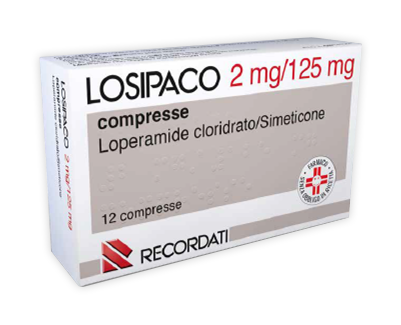 LOSIPACO*12CPR 2MG+125MG - Spacefarma.it
