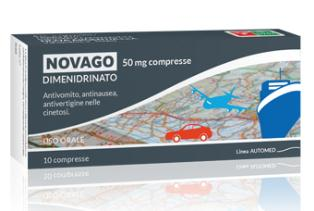 NOVAGO*10CPR 50MG - Arcafarma.it