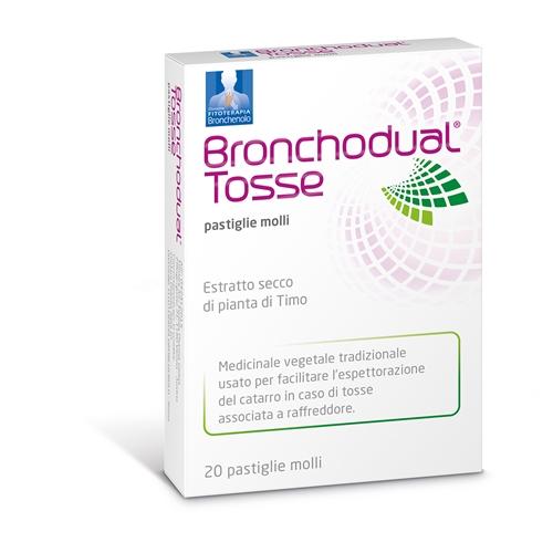 BRONCHODUAL TOSSE*20PAST MOLLI - Farmacia Basso