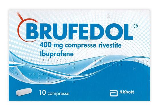 BRUFEDOL*10CPR RIV 400MG - Nowfarma.it