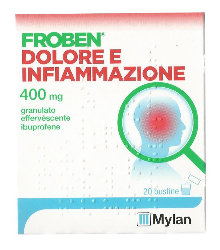 FROBEN DOLORE E INFIAMM*20BUST - FARMAPRIME