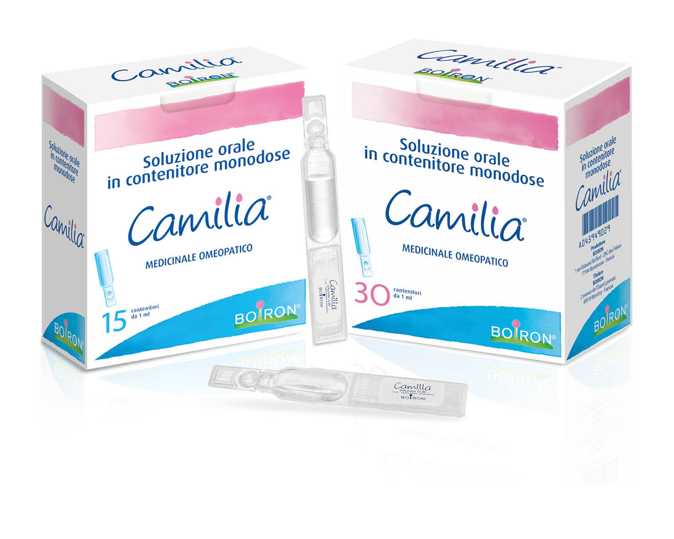 CAMILIA*OS SOLUZ 15FL 1ML - Farmapc.it