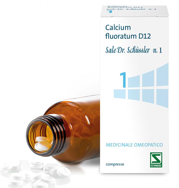 SALE DR SCHUSSLER N.1 CAFL*200 - Farmacia33