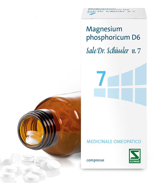 SALE DR SCHUSSLER N.7 MAPH*200 - Farmacia33