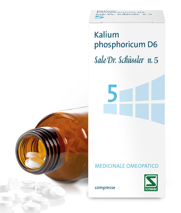 SALE DR SCHUSSLER N.5 KAPH*200 - Farmacia33