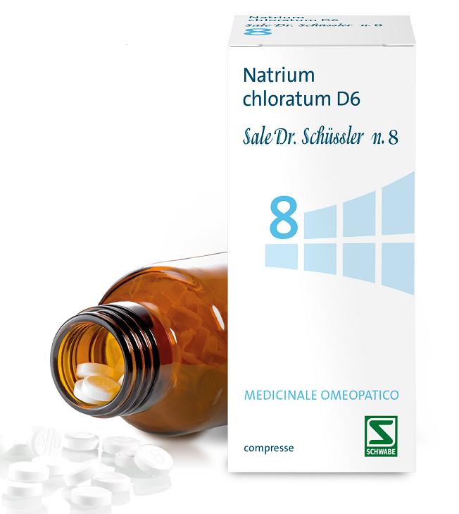 SALE DR SCHUSSLER N.8 NACH*200 - Farmacia33