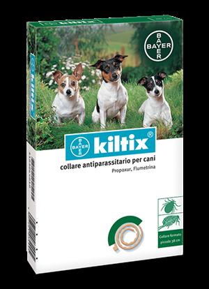 KILTIX*COLLARE 38CM CANI PICC - Parafarmacia la Fattoria della Salute S.n.c. di Delfini Dott.ssa Giulia e Marra Dott.ssa Michela