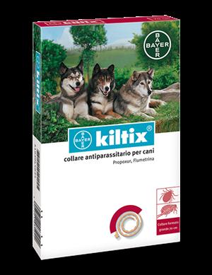 KILTIX*COLLARE 70CM CANI GRAND - Farmacia Basso