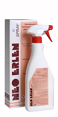 NEO ERLEN SPRAY*FL PE 500ML - La farmacia digitale